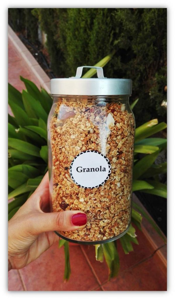 Granola 3 Ways