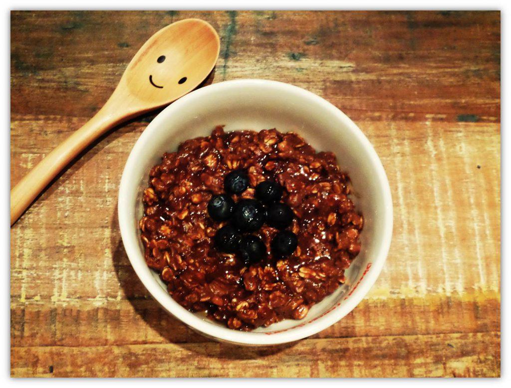 Mocca Porridge