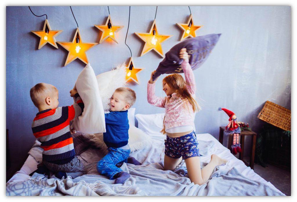 Disminuir la Hiperactividad Infantil