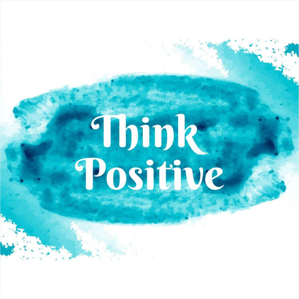 Aprende a pensar de forma positiva
